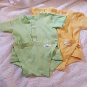 Other - 2 short sleeved onesies